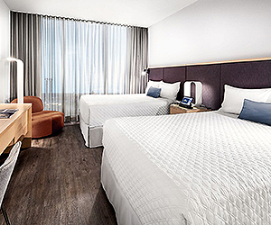 Universal Orlando Resort™ Accommodation - Universal's Aventura Hotel - Sunway.ie