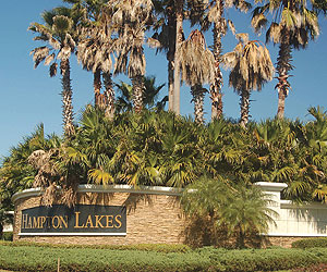 Hampton Lakes, Florida  Villas