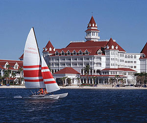Disney's Grand Floridian Resort & Spa, Walt Disney Resort