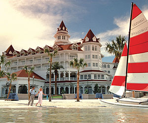 Walt Disney Resort Accommodation - Disney's Grand Floridian Resort & Spa - Sunway.ie