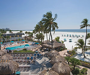 Stay at the Outrigger Beach Resort, Fort Myers & Sanibel with Sunway