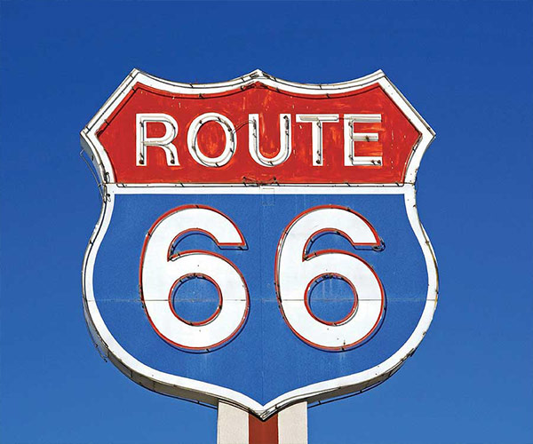 Route 66, USA Fly Drive