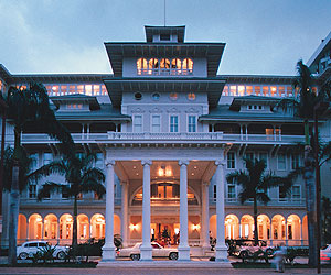 Book the Moana Surfrider, A Westin Resort, Oahu - Sunway.ie