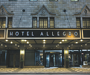 Stay at the Kimpton Allegro Hotel, Chicago with Sunway