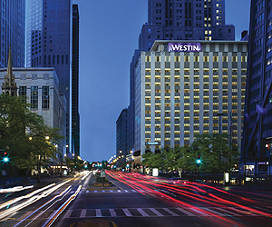 Stay at the Westin Michigan Avenue, Chicago with Sunway