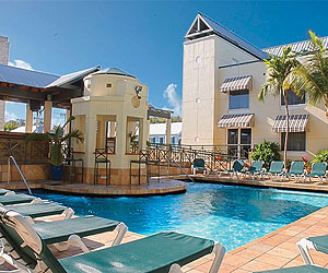 Florida Keys Accommodation - Crowne Plaza La Concha - Sunway.ie