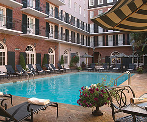 Inn on Bourbon Ramada Plaza, New Orleans