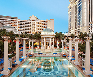 Stay at the Caesars Palace, Las Vegas with Sunway