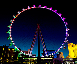 Stay at the The LINQ Hotel & Casino, Las Vegas with Sunway