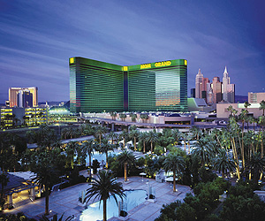 Stay at the MGM Grand, Las Vegas with Sunway
