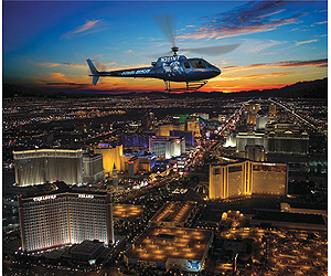 Las Vegas Strip Helicopter Flight, Las Vegas