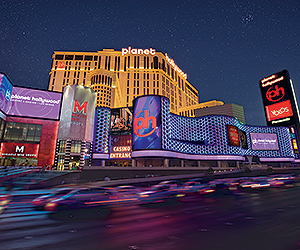 Stay at the Planet Hollywood Resort & Casino, Las Vegas with Sunway