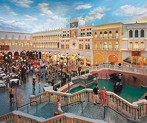 Stay at the The Venetian Hotel, Las Vegas with Sunway