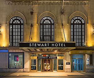 Stay at the Stewart Hotel, Manhattan with Sunway