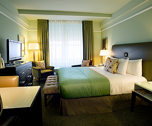Manhattan Accommodation - Hotel Beacon - Sunway.ie