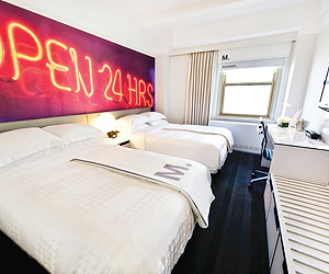 Manhattan Accommodation - The ROW Hotel NYC - Sunway.ie