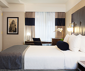 Manhattan Accommodation - The Wyndham New Yorker - Sunway.ie
