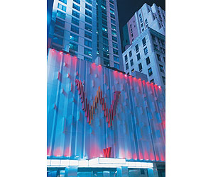 Manhattan Accommodation - W Times Square - Sunway.ie