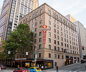 Executive Hotel Pacific, Seattle