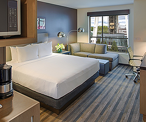 Seattle Accommodation - Hyatt House Downtown - Sunway.ie