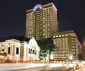 Stay at the Caravelle Hotel, Saigon with Sunway