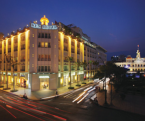 Stay at the Rex Hotel, Saigon with Sunway