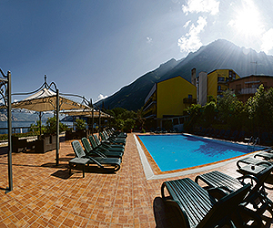 Stay at the Sole Hotel Malcesine, Malcesine with Sunway