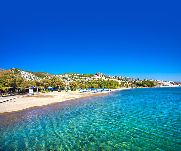 from Dublin to Bodrum Holidays with Sunway