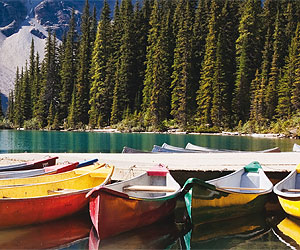 Cruise holiday to Alaska, Canada and New England