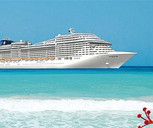 Cruise holiday to Caribbean and Mexican Riviera