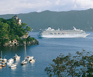 Cruise holiday to Mediterranean and Europe
