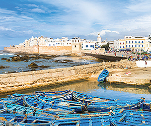 Your Essaouira Holiday begins with Sunway