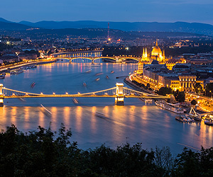 Book your Budapest Holiday with Sunway