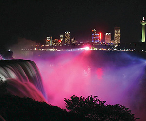 Book your Niagara Falls Holiday with Sunway