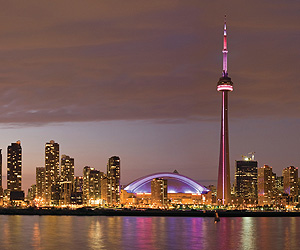 Toronto holiday and late deals to Toronto