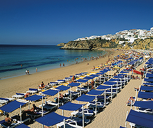 Your Albufeira Holiday begins with Sunway
