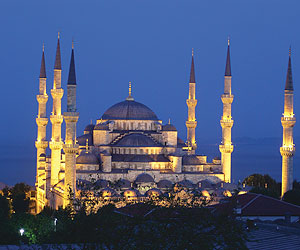 Choose Sunway for your Istanbul Holiday