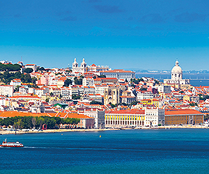 Your Lisbon City Holiday begins with Sunway