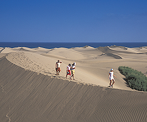 Choose Sunway for your Maspalomas / Meloneras Holiday