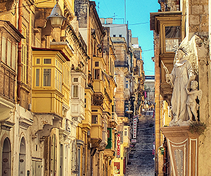 Book your Valletta Holiday with Sunway