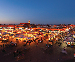 Book your Marrakech Holiday with Sunway