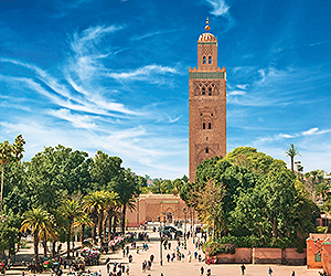 Choose Sunway for your Marrakech Holiday
