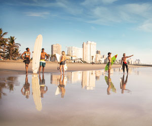 Book your Durban Holiday with Sunway