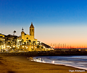 Book your Sitges Town Holiday with Sunway