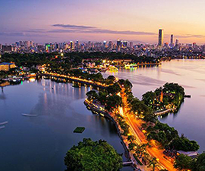 Choose Sunway for your Hanoi Holiday
