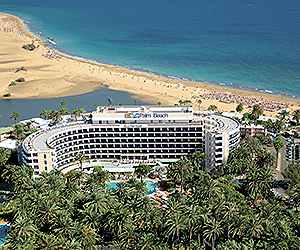Seaside Palm Beach Hotel, Maspalomas