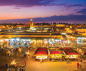 Morocco Holidays - Direct flights with Sunway