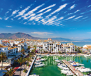 Your Costa del Sol, Spain Holiday begins with Sunway