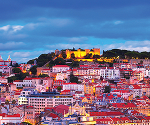 Choose Sunway for your Lisbon flights direct from Ireland Holiday