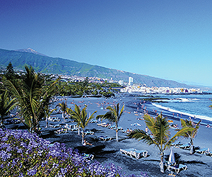 Tenerife, Canaries with Sunway